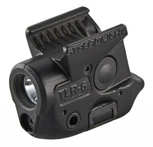 Streamlight TLR-6 for Sig Sauer P365 with red laser