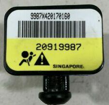08-15 Express Savana 1500 2500 3500 Front Impact Sensor OEM 20919987 15227467