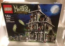 NEW LEGO HAUNTED HOUSE SET 10228. MONSTER FIGHTERS. RARE. FREE NEXT DAY DELIVERY