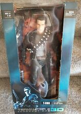 Terminator 2 Judgment Day 3D 18 Inch: 1/4 Scale  Neca Factory Sealed