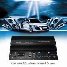 12V 1000W Board Audio Power Amplifier Powerful Bass Subwoofers PA-80 GH