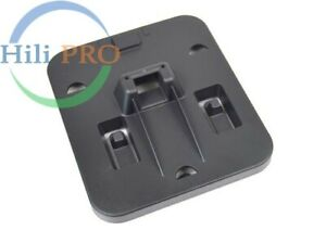 Back Plate (Pedpack) for Tailwind Stand for Ingenico ISC250 Terminal, Plate Only