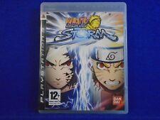 ps3 NARUTO ULTIMATE NINJA STORM Game Playstation PAL
