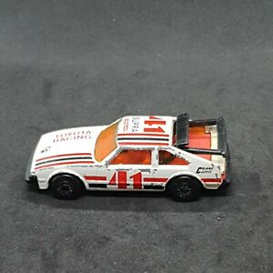 Matchbox MB39 Toyota Supra Racing Vintage Die-Cast Vehicle 1980s Macau