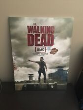 """AMC The Walking Dead The Poster Collection 40 Removable Color Posters 12"""" x 16"""""""