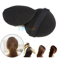 2Pcs Woman Girls Hair Styler Volume Bouffant Shaper Bump Up Tools Bumpits Makeup