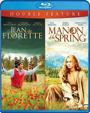 Jean de Florette / Manon of the Spring (Gerard Depardieu) - Region A - BLU RAY