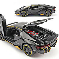 Model 1:32Lamborghini Centenario Alloy Diecast Vehicle Cars LP770 Toy Back Pull