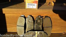 NEW GENUINE HONDA ODYSSEY FRONT BRAKE PADS 2005-2010 45022-SHJ-405/415