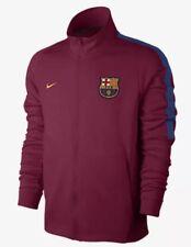 New Nike FC Barcelona Franchise Football Jacket 868925 620 Men's sz M