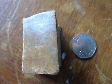 antique leather bound miniature bible E.Newbery 1780