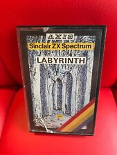 Sinclair ZX Spectrum 48K - LABYRINTH - Axis Software - # MEGA RARE #