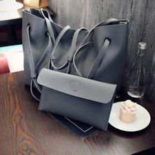 Women PU Leather Shoulder Messenger Bag Tote Purse Handbag Crossbody Satchel Hot
