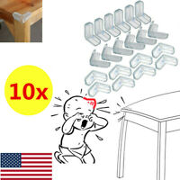 Corner Protector Baby Child Cushion Desk Guard Table Edge Safety 10 Pcs US Stock