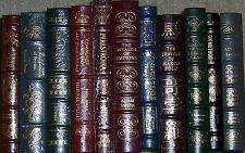 Easton Press BOOKS THAT CHANGED THE WORLD 23 vols