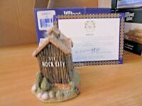 LILLIPUT LANE - 656 SEE ROCK CITY - USA - AMERICAN LANDMARKS + BOX & DEEDS.
