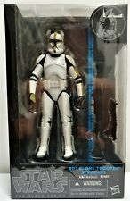 Star Wars Black Series # 7 Clone Trooper Sergeant Hasbro 6 inch Figure