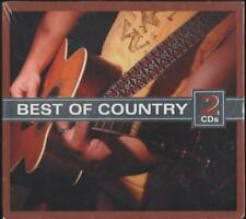 Best of Country [Digipak] by Various Artists (CD, 2010, 2 Discs, Sonoma Ent.)