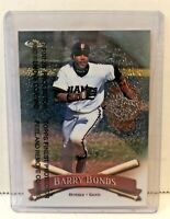 1998 Topps Finest Barry Bonds #257 Baseball Card