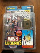 Toybiz Marvel Legends Mojo Series Psylocke Figure