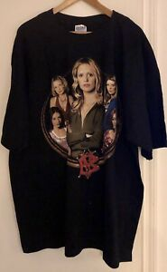 Buffy The Vampire Slayer  T-Shirt XXL