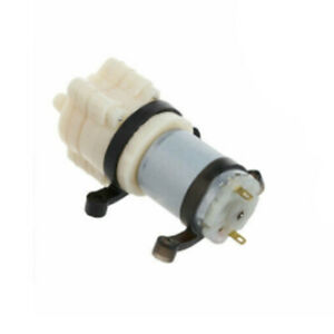 12V DC R385 Mini Aquarium Pump Fish Tank Motor for Diaphragm Pump Water/AIR Pump