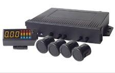 Precision Park P5000 Wireless LED Display 4 Reverse Rear Backup Sensor Radar