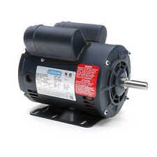Leeson Electric Motor 11652300 5hp Spl 3450 Rpm Single Phase 208 230 116523
