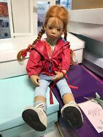 Annette Himstedt Puppe Runi 67 cm. Mit Ovp & Zertifikat.