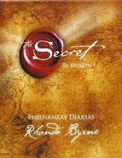 Enseñanzas Diarias. El Secreto. Rhonda Byrne Libros Autoayuda Tapa Dura
