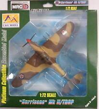 Easy Model MRC 1/72 Hurricane MKII Trop Yugoslavia WWII 1944 Builtup Model 37268
