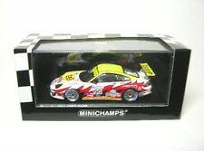 Porsche 911 GT3 RSR N° 90 Du Mans 2005