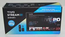 TiVo Stream 4K Android TV Media Player  Brand New