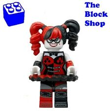 NEW LEGO - Harley Quinn, Black and Red Tutu (70916) Lego Batman Movie Minifigure