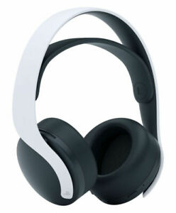 Sony PlayStation Pulse 3D Wireless Gaming Headset for PS5 - White/Black