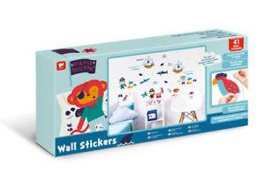 Walltastic Kinder Sticker Piraten