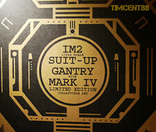 Hot Toys MMS160 Iron Man 2 - Suit-up Gantry with Mark 4 IV 1/6 Collectible Set