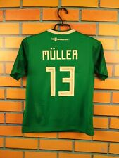 Muller Germany jersey Youth 11-12 years 2019 shirt Adidas soccer football BR3146