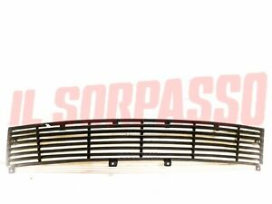Panel Grill Lower Front Fiat X19 1500 Cc Original