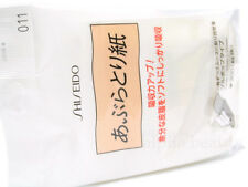 Shiseido Japan Oil Blotting Paper (150 sheets) with Soft Pocket Case PopUp Type