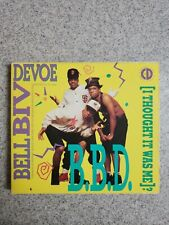 I Thought It Was Me [Maxi Single] by Bell Biv DeVoe (CD, Dec-1990, MCA)