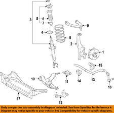 Lexus TOYOTA OEM 13-15 GS350 Front Suspension-Strut 4851080679