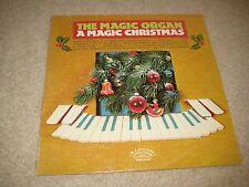 THE MAGIC ORGAN A MAGIC CHRISTMAS LP ORIGINAL RELEASE 1974 RANWOOD R-8136 EX