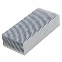 150x69x36mm Silver Aluminium Heat Sink Cooling Fin Radiator Heatsink