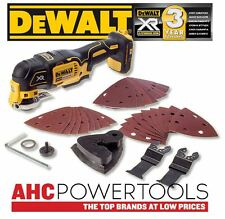 Dewalt DCS355N 18V li-ion Cordless Multi-Tool (Body Only)
