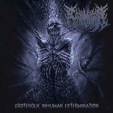 Carnivorous eyaculation-CD-Grotesque disumano Extermination
