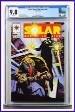 Solar Man Of The Atom #16 CGC Graded 9.8 Valiant December 1992 Comic Book.
