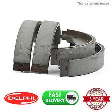 REAR DELPHI BRAKE SHOES FOR SUZUKI GRAND VITARA XL-7 2.0 TD 98-03 CHOICE 1