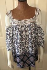 andree by unit Size Large  Cold Shoulder New With Tags