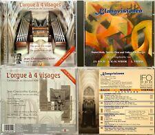 Orgel-CD's: Fisk-Orgel Kathedrale Lausanne und